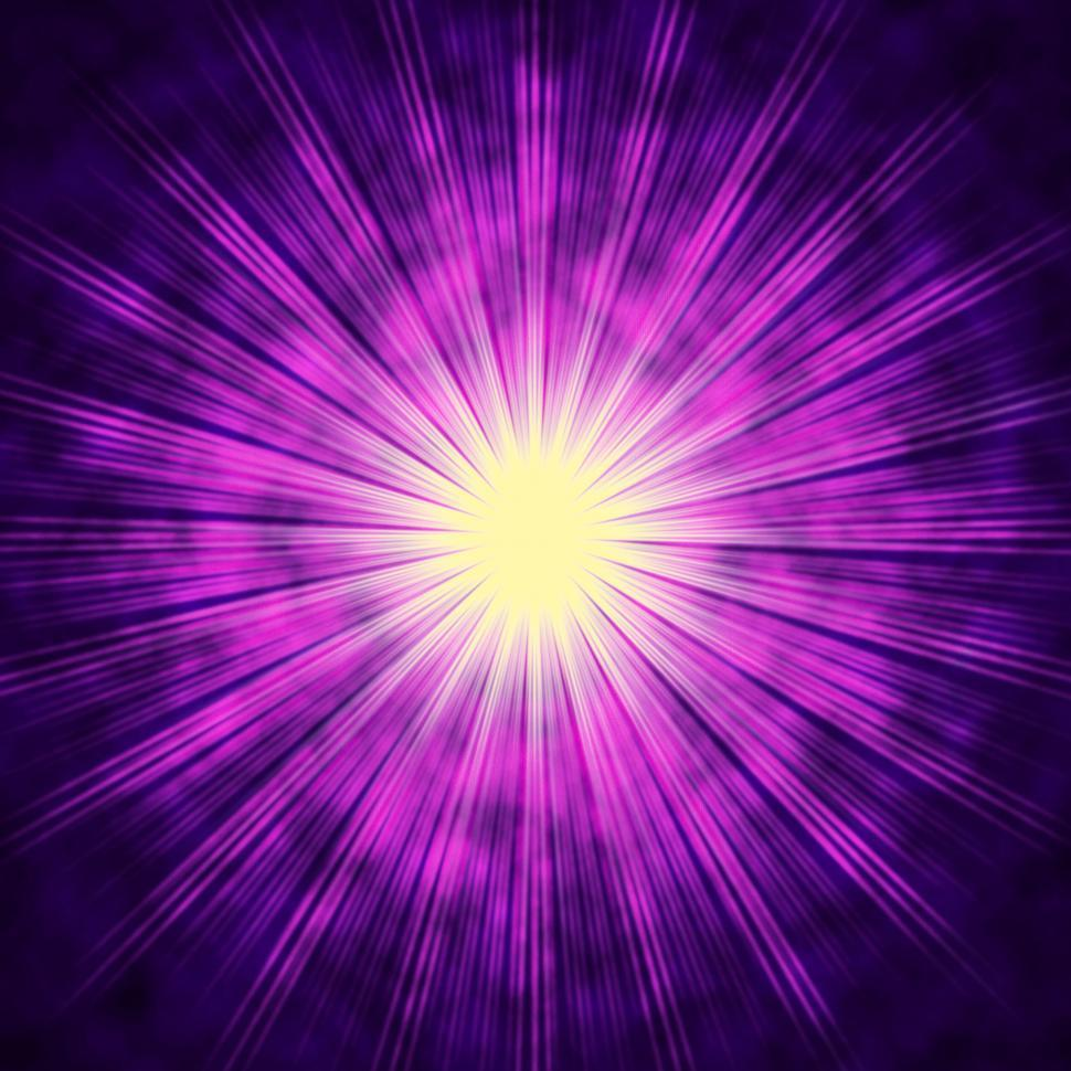 Download Free Stock HD Photo of Purple Sun Background Means Bright Radiating Star  Online