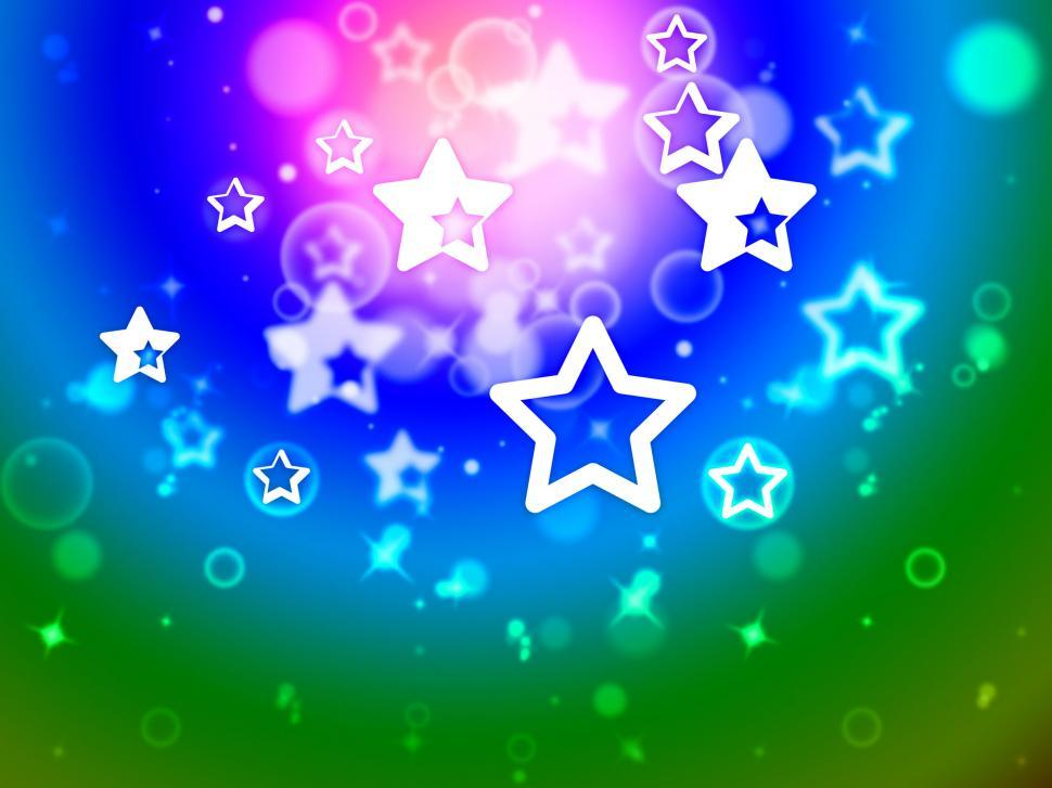 Download Free Stock HD Photo of Stars Background Means Star Pattern Or Fantasy Effect  Online