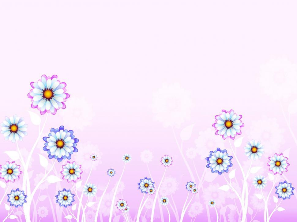 Download Free Stock HD Photo of Flowers Background Means Spring Bloom And Nature  Online