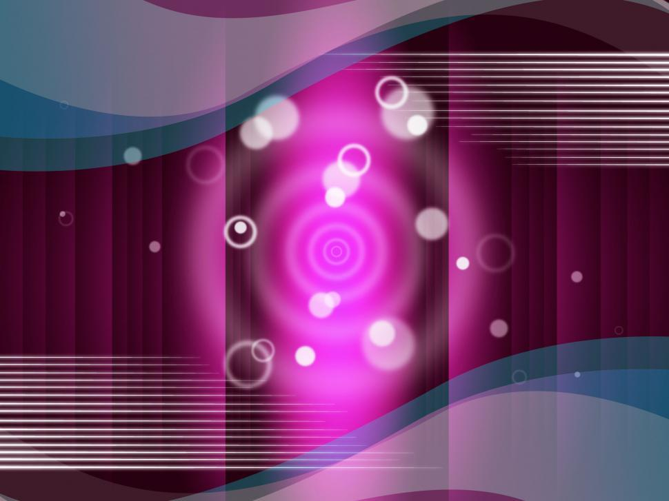 Download Free Stock HD Photo of Pink Circles Background Means Round And Ripples  Online