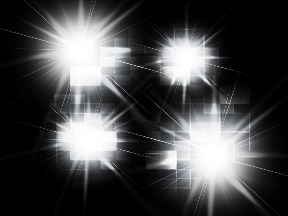 Download Free Stock HD Photo of Blurred Light Spots Background Shows Blurry Design Or Artwork  Online
