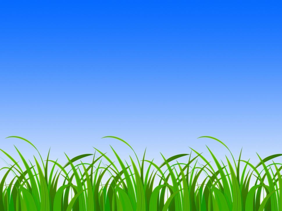 Download Free Stock HD Photo of Horizon Background Means Vibrant Nature Or Environment  Online