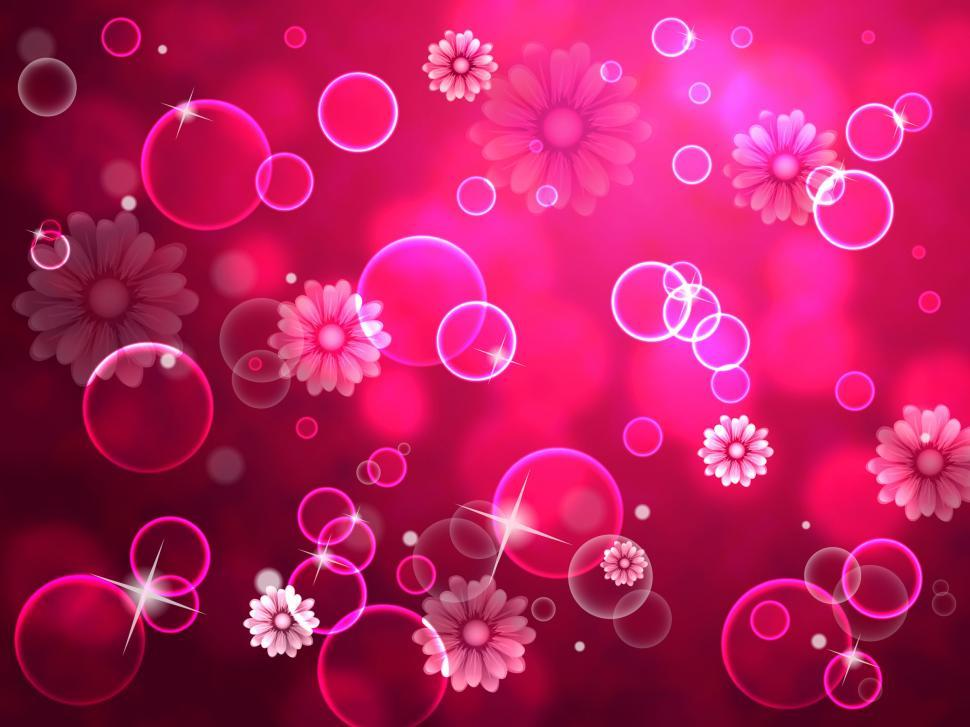Download Free Stock HD Photo of Flowers Background Shows Colorful Nature And Bloom  Online