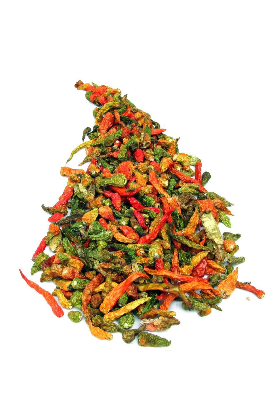 Download Free Stock HD Photo of Hot dry Chillies Online