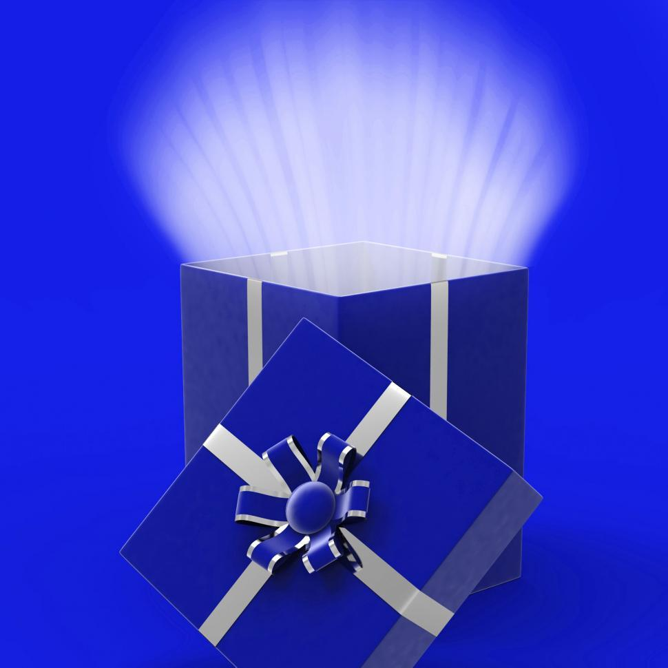 Download Free Stock HD Photo of Giftbox Surprise Represents Package Surprises And Celebration Online