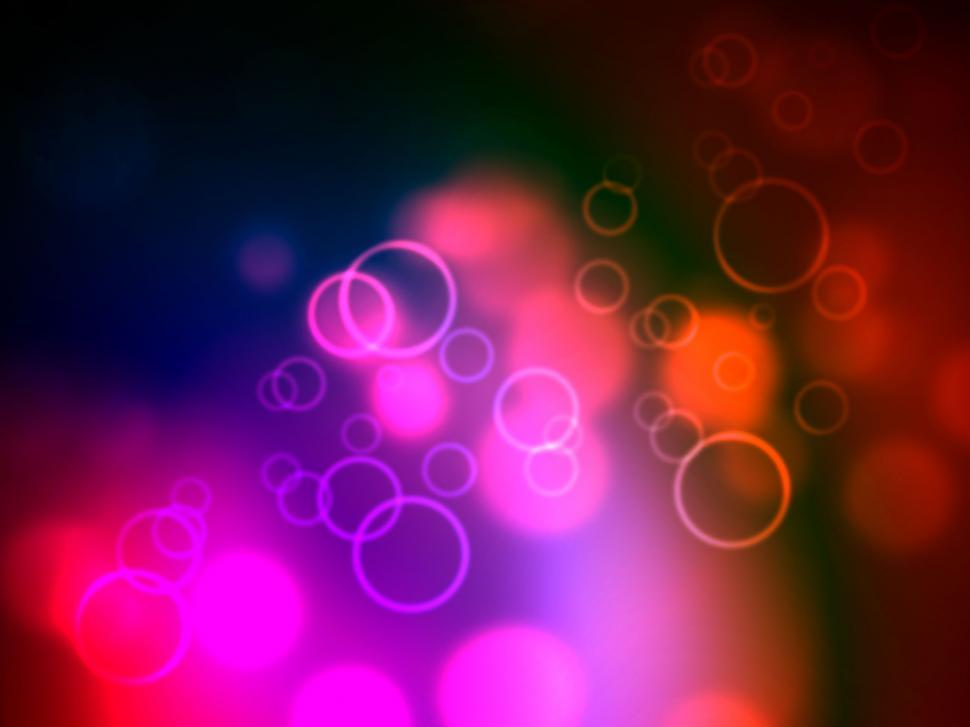 Download Free Stock HD Photo of Background Bokeh Shows Light Burst And Abstract Online
