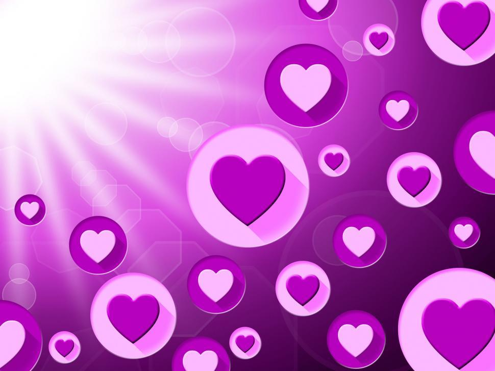 Download Free Stock HD Photo of Copyspace Background Represents Valentine Day And Affection Online