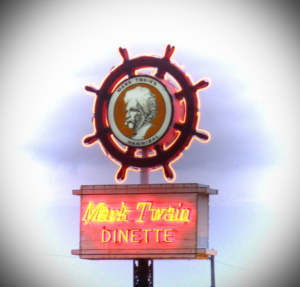 Download Free Stock HD Photo of Mark Twain Dinette Online
