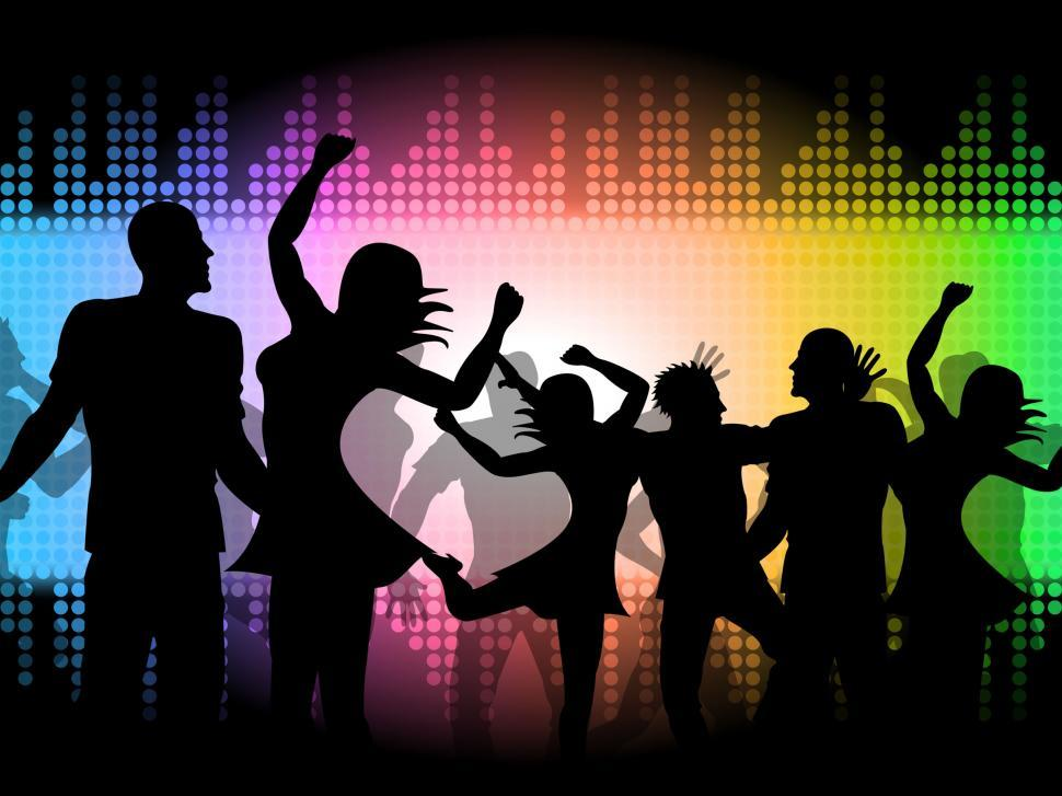 Download Free Stock HD Photo of Party Disco Shows Celebrations Fun And Discotheque Online