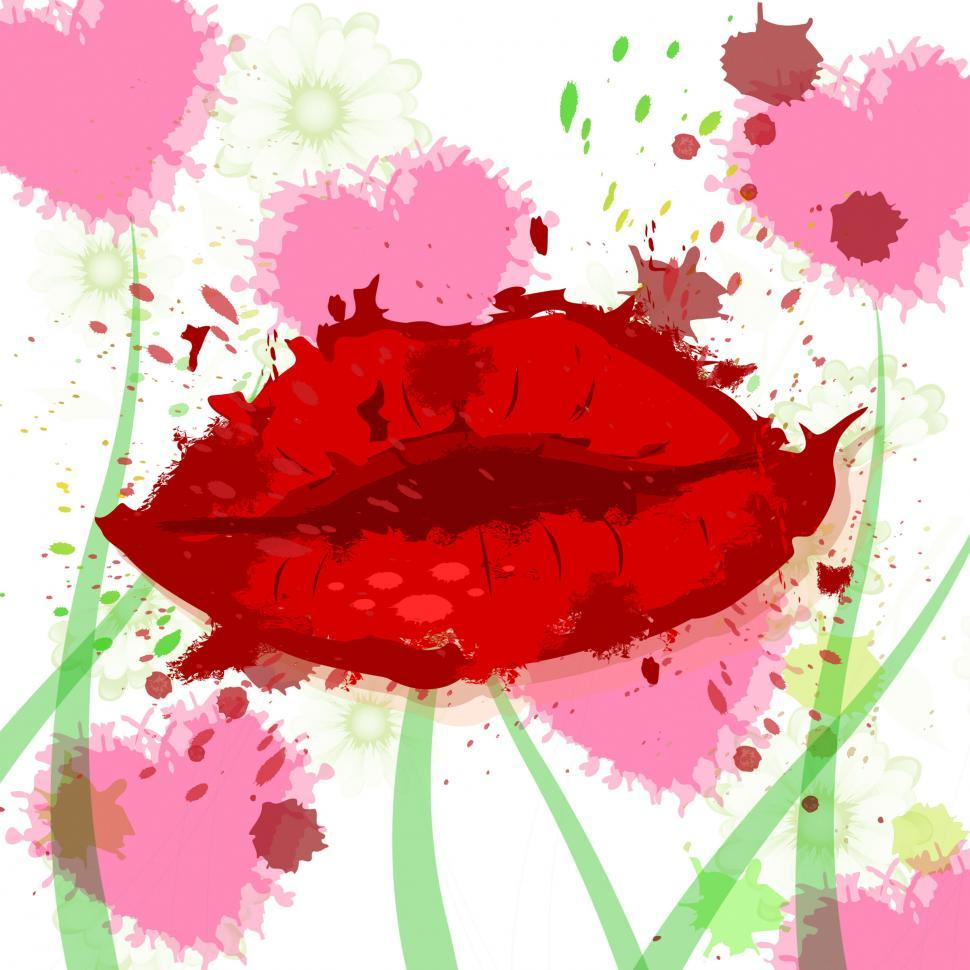 Download Free Stock HD Photo of Beauty Hearts Represents Make Up And Female Online