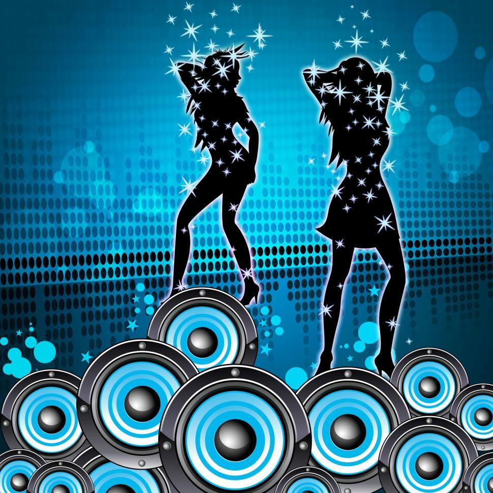 Download Free Stock HD Photo of Disco Music Shows Sound Party And Melody Online