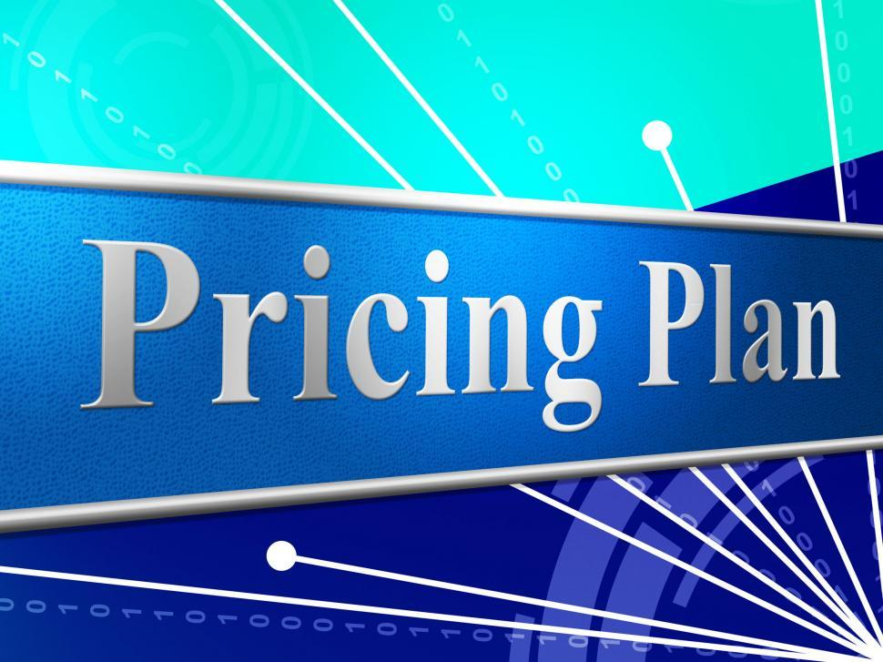 Download Free Stock HD Photo of Pricing Plan Represents Stratagem Strategy And Idea Online