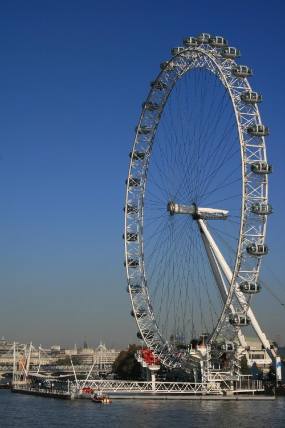Download Free Stock HD Photo of LONDON EYE Online