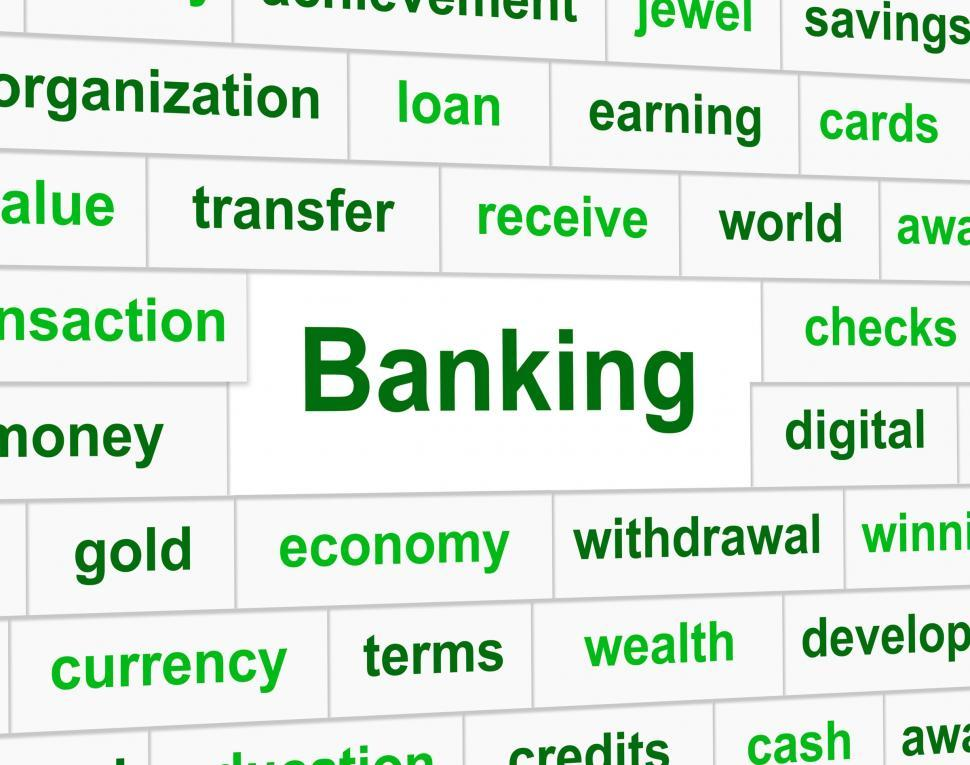 Download Free Stock HD Photo of Finances Banking Indicates Investment Figures And Accounting Online