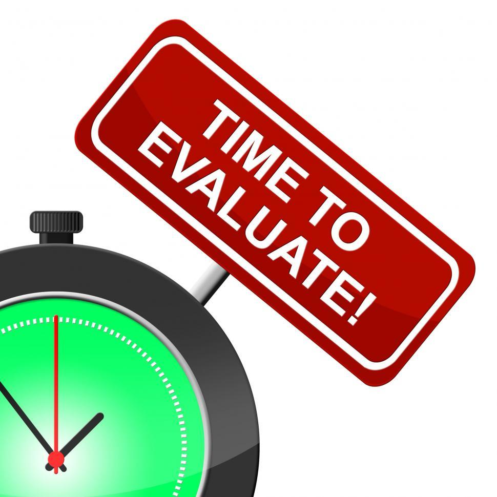 Download Free Stock HD Photo of Time To Evaluate Means Interpretation Evaluated And Assess Online