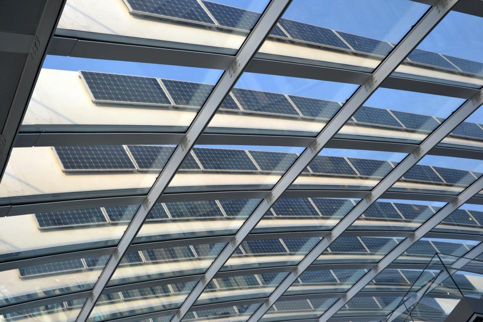 Download Free Stock HD Photo of Photovoltaic modules  Online