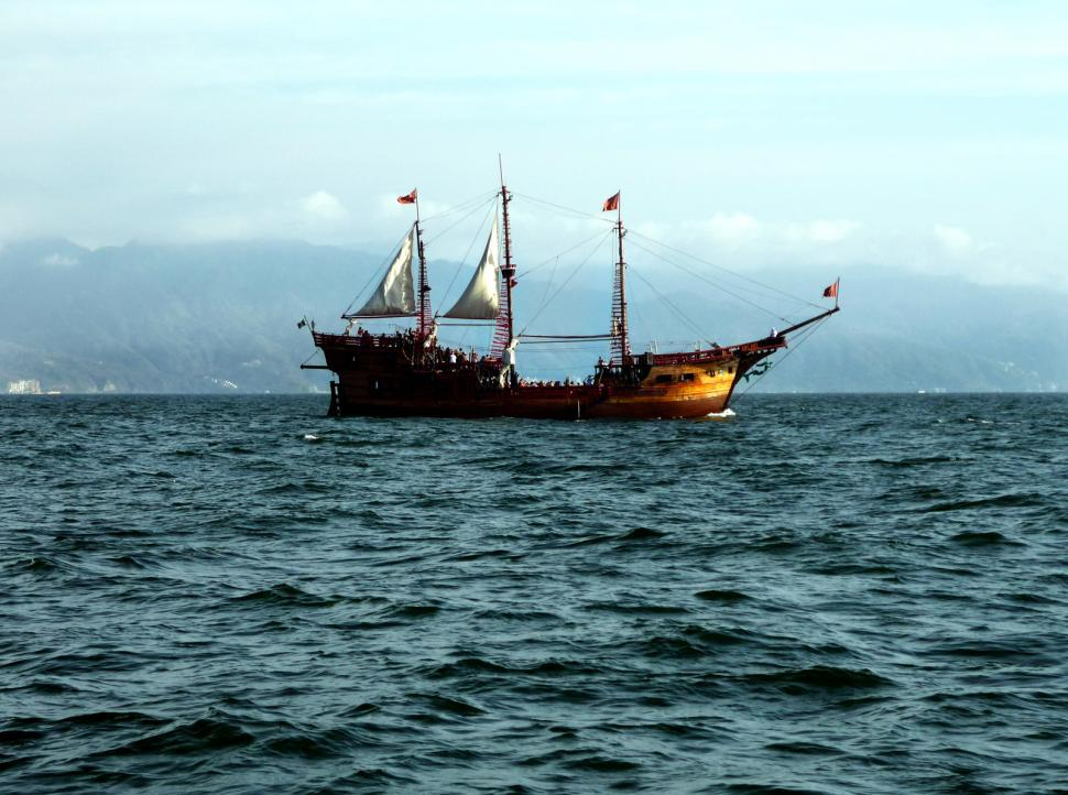 Download Free Stock HD Photo of Sailing Ship Online