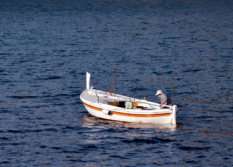 Download Free Stock HD Photo of Fisherman Online