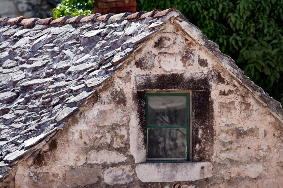 Download Free Stock HD Photo of Old house detail Online
