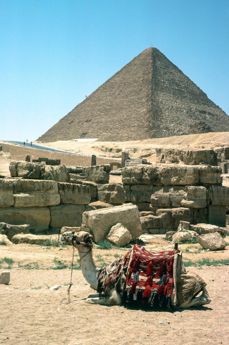 Download Free Stock HD Photo of Great Pyramid of Giza Online
