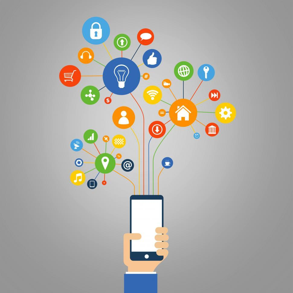 Mobile apps for everything in our daily life