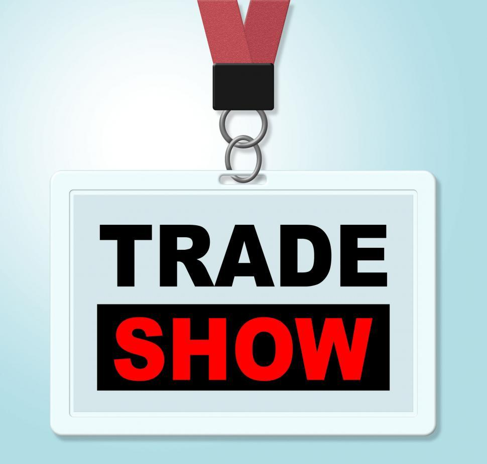 Download Free Stock HD Photo of Trade Show Shows Corporate Purchase And Biz Online