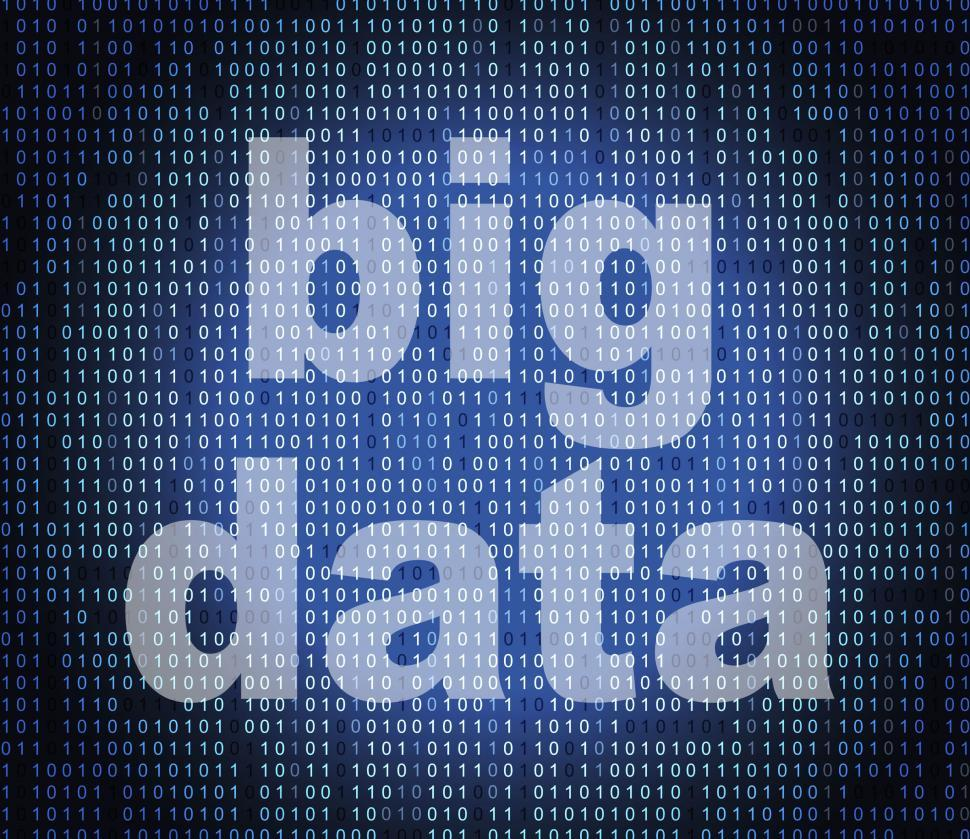 Download Free Stock HD Photo of Big Data Represents World Wide Web And Net Online