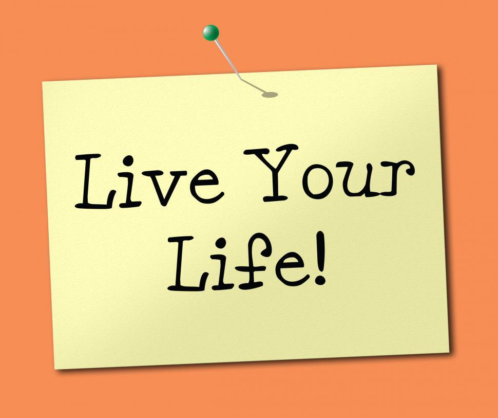Download Free Stock HD Photo of Live Your Life Means Enjoyment Smile And Recommendation Online