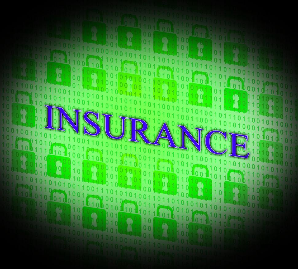 Download Free Stock HD Photo of Insurance Online Represents World Wide Web And Searching Online