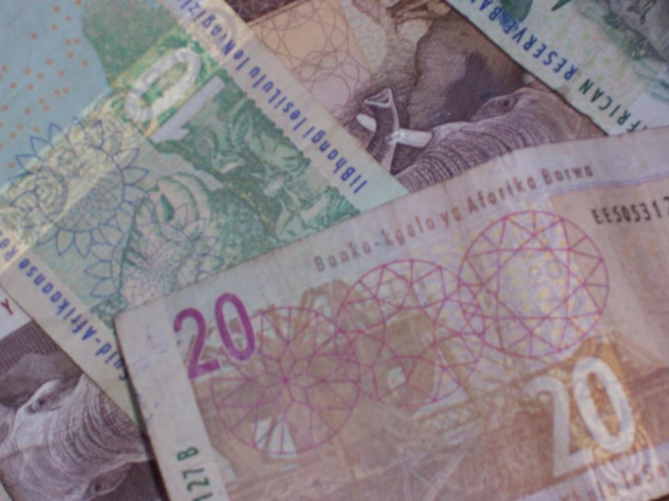 Download Free Stock HD Photo of South African Currency Online