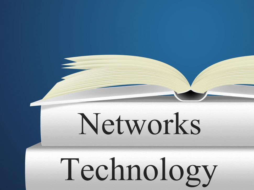 Download Free Stock HD Photo of Computer Network Represents Global Communications And Connectivi Online