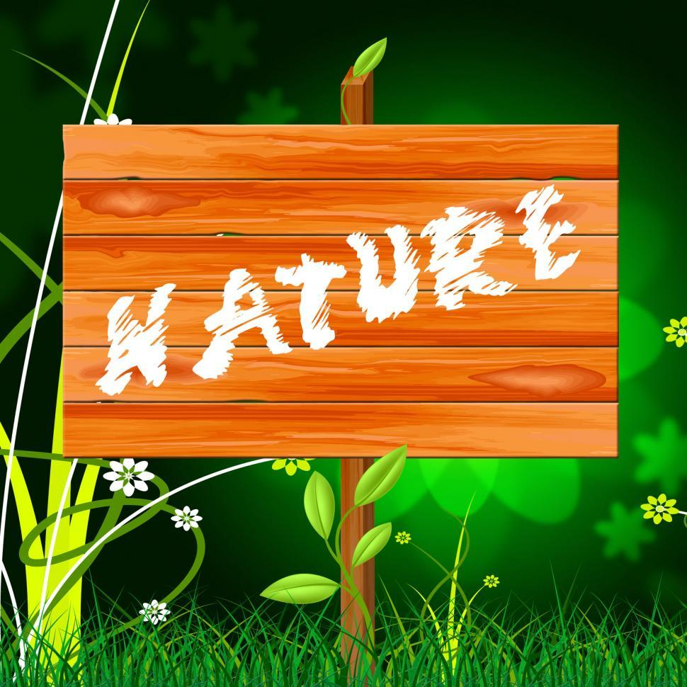 Download Free Stock HD Photo of Natural Nature Means Rural Green And Genuine Online