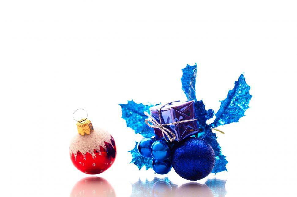 Download Free Stock HD Photo of Christmas ornaments Online