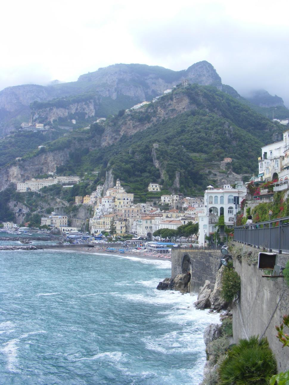 how to get to sicily from amalfi coast