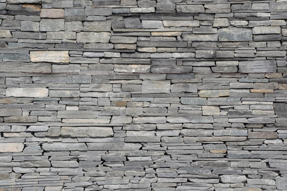 Download Free Stock HD Photo of Stone wall background texture  Online