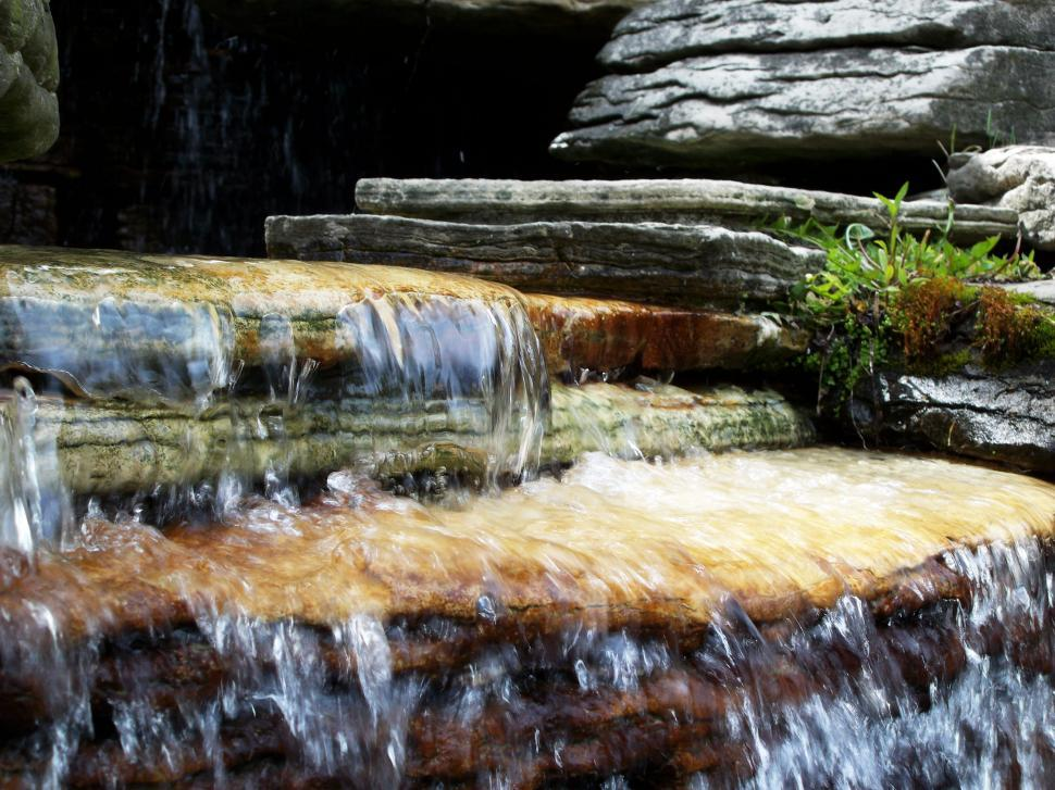 Download Free Stock HD Photo of Waterfall 2 Online