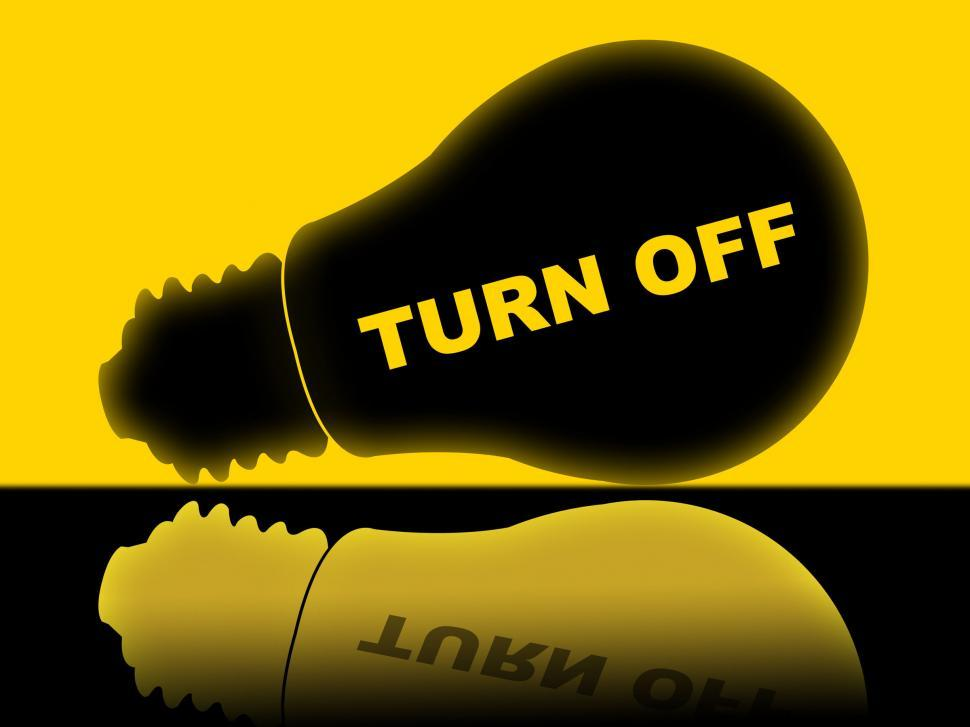 Download Free Stock HD Photo of Save Energy Means Light Bulb And Electric Online