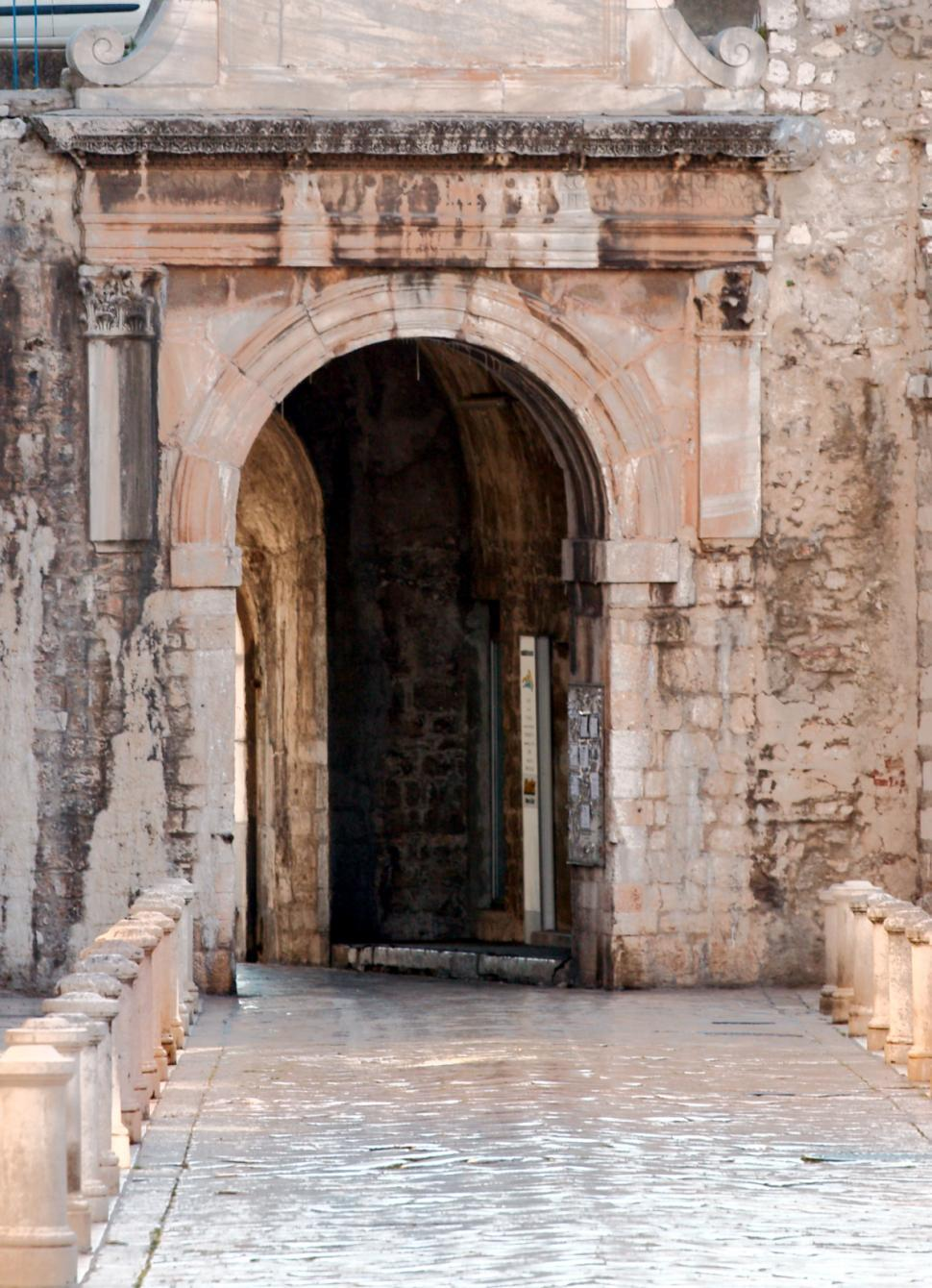 Download Free Stock HD Photo of The gate Online