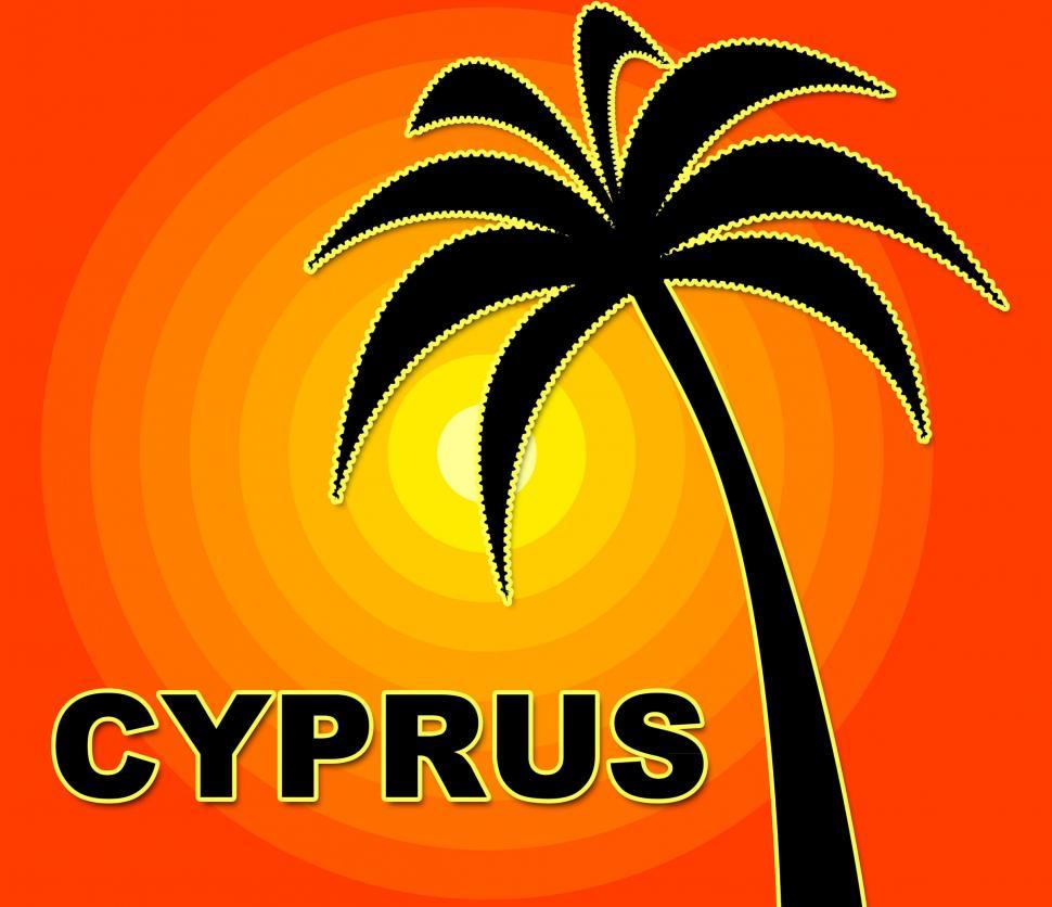 Download Free Stock HD Photo of Cyprus Holiday Represents Go On Leave And Summer Online