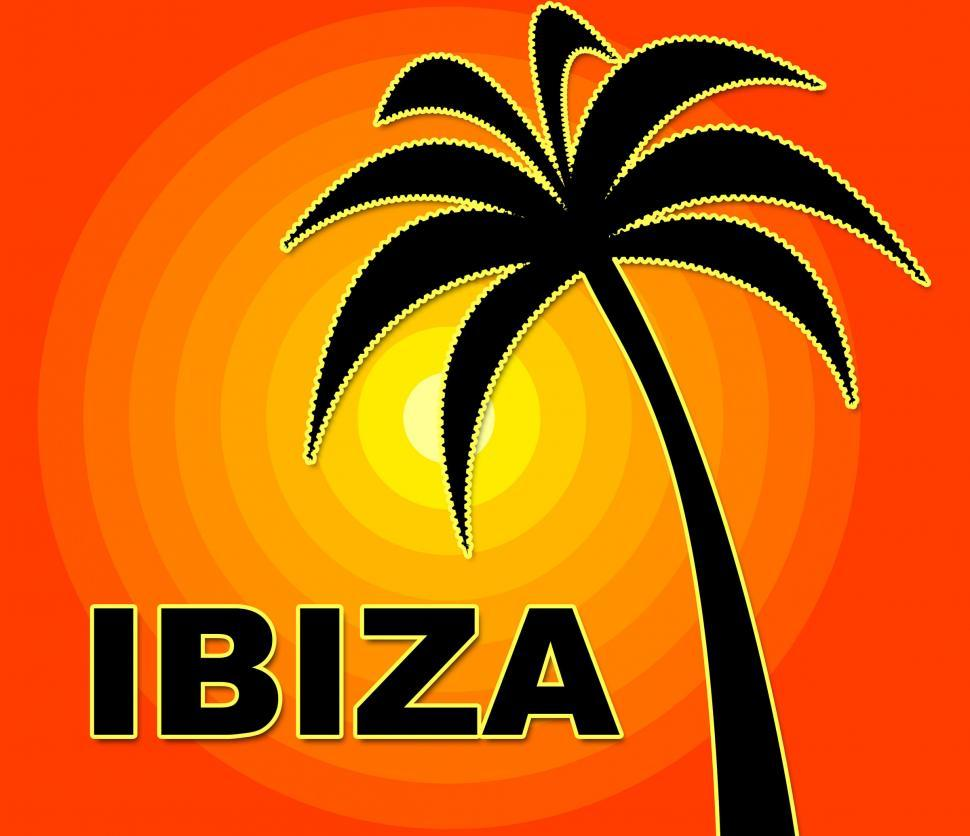 Download Free Stock HD Photo of Ibiza Holiday Indicates Go On Leave And Heat Online