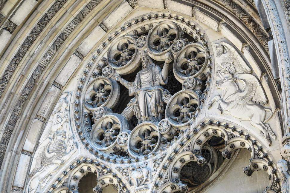 Download Free Stock HD Photo of St. John the devine details Online