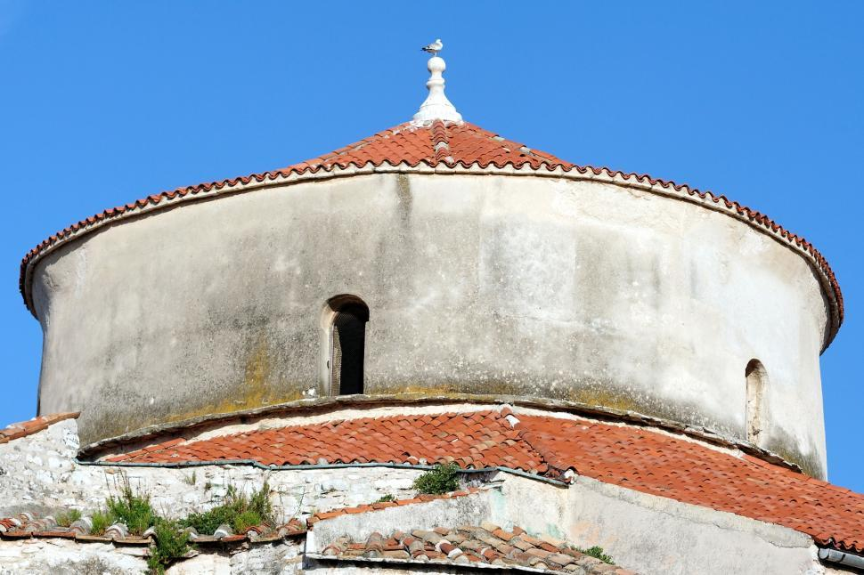 Download Free Stock HD Photo of Detail of a church Online