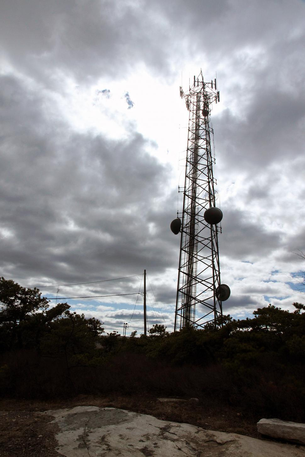 Download Free Stock HD Photo of Cell Tower Online