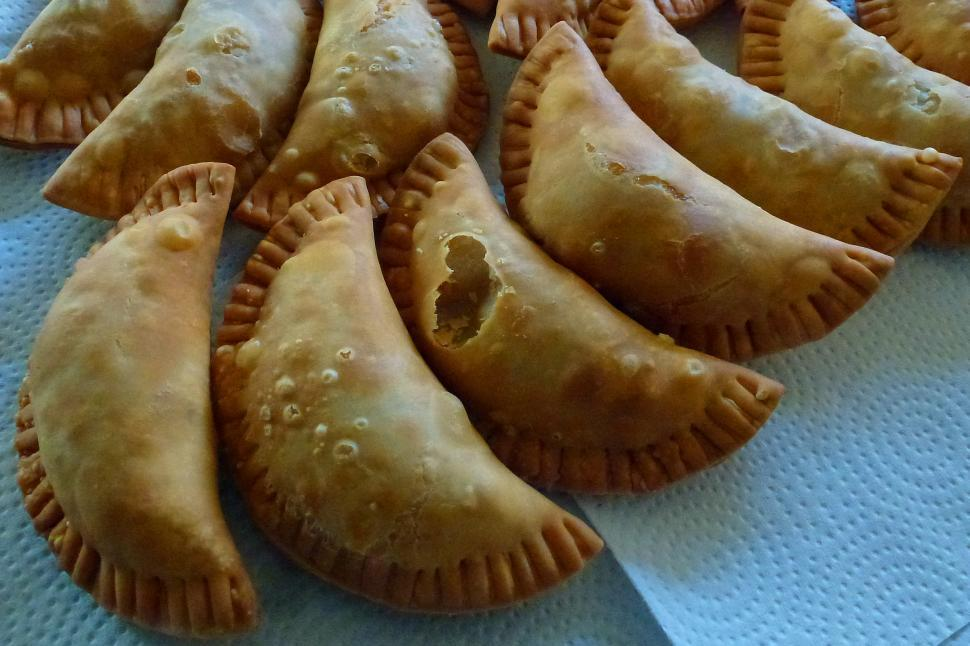 Download Free Stock HD Photo of Homemade Empanadas Online