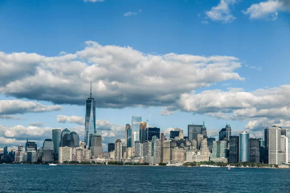 Download Free Stock HD Photo of Lower Manhattan Online
