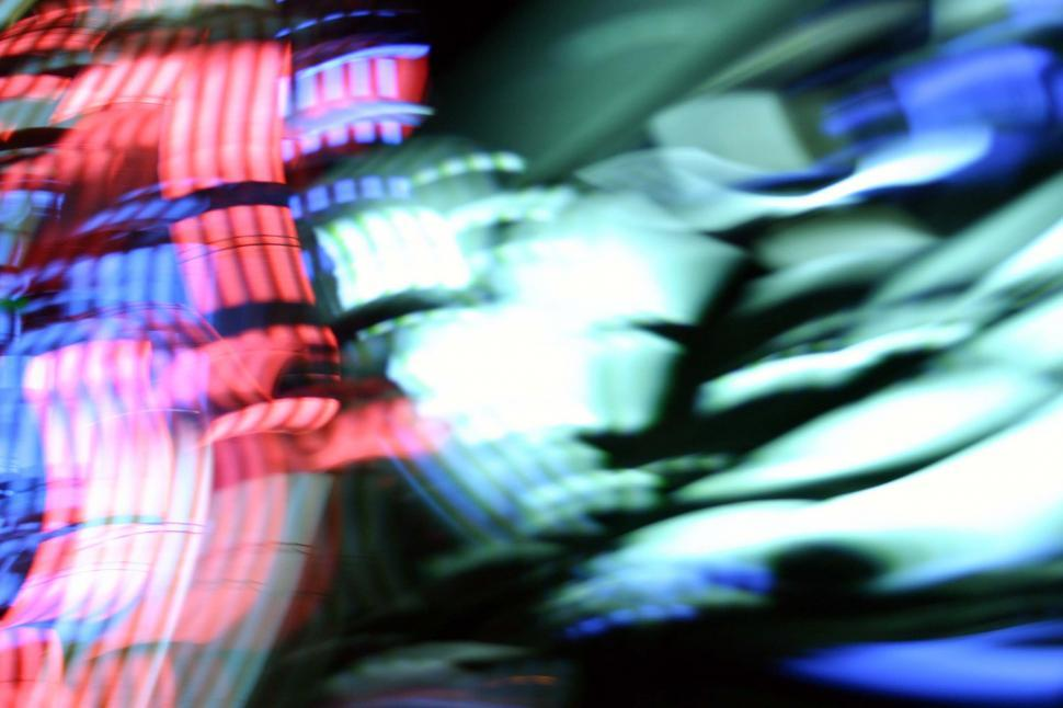 Download Free Stock HD Photo of Neon Blur Online