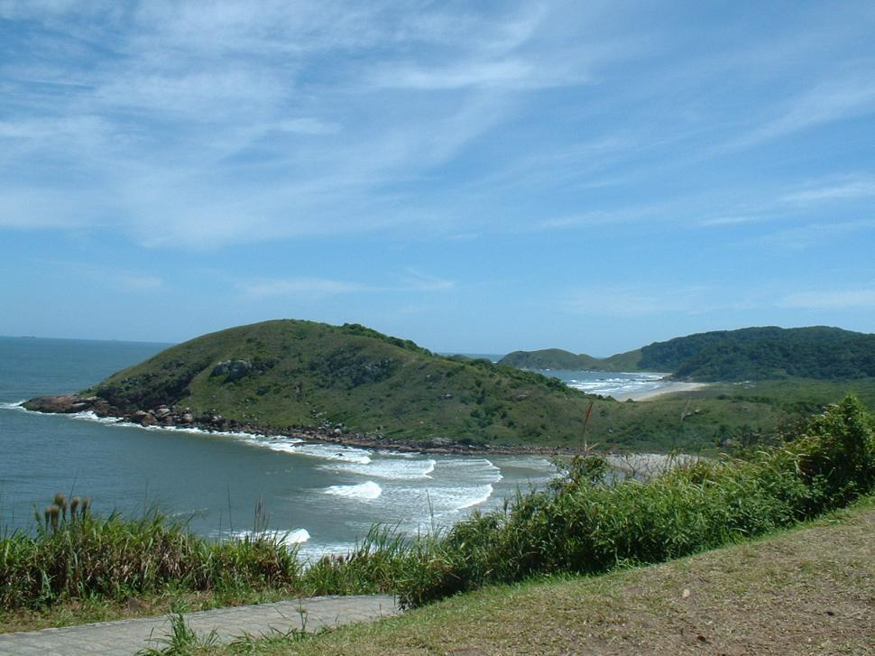 Download Free Stock HD Photo of Ilha do Mel, island beach Online