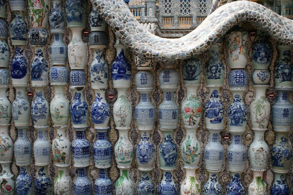 Download Free Stock HD Photo of Porcelain House Online