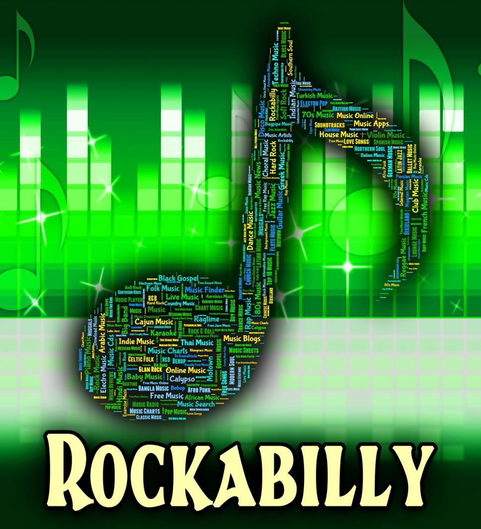 Get Free Stock Photos of Rockabilly Music Shows Sound Track And