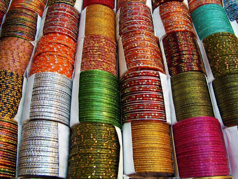 Download Free Stock HD Photo of Bracelets Bangles Online